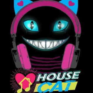 Cheshire House Cat - tank top - unisex