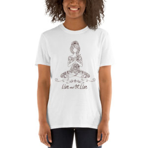 Live and Let Live – Short-Sleeve Unisex T-Shirt